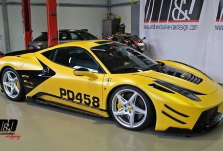 Prior Design Ferrari 458-16