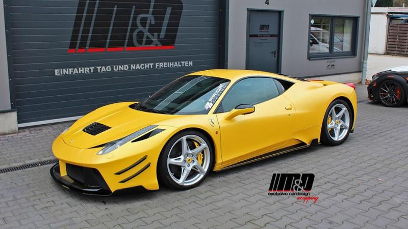Prior Design Ferrari 458-3