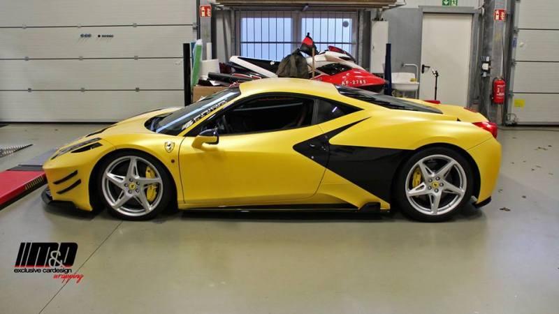 Prior Design Ferrari 458-4