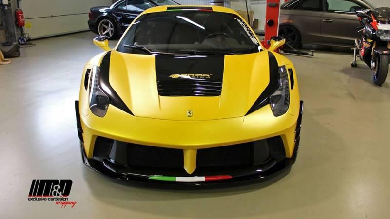 Prior Design Ferrari 458-6