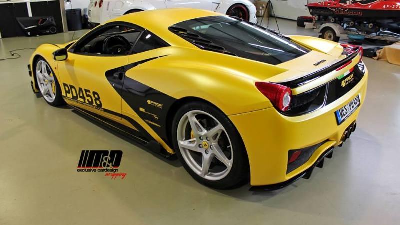 Prior Design Ferrari 458-9
