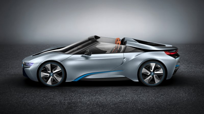 Bmw I8 Spyder Reportedly Confirmed For The Production Indyacars