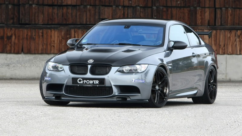 740 hp BMW M3 RS GPower-1