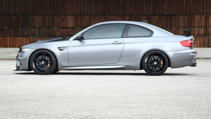 740 hp BMW M3 RS GPower-2