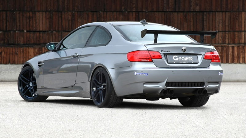 740 hp BMW M3 RS GPower-3