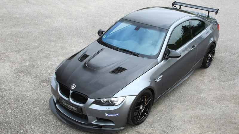 740 hp BMW M3 RS GPower-4