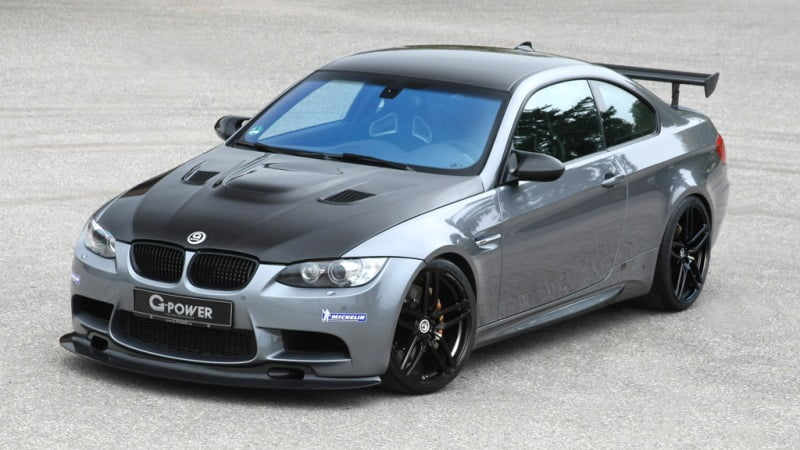 740 hp BMW M3 RS GPower-5