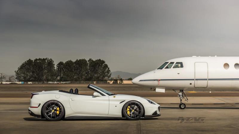 2015 Ferrari California T by Tag Motors -1