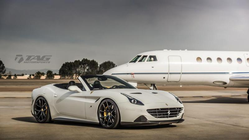 2015 Ferrari California T by Tag Motors -4