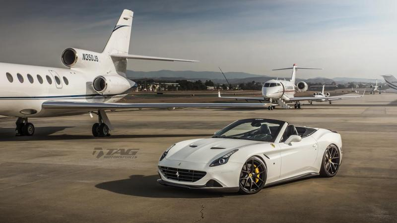2015 Ferrari California T by Tag Motors -6