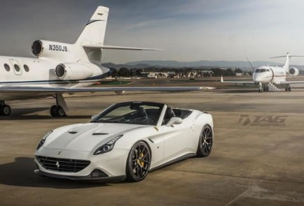 2015 Ferrari California T by Tag Motors -9