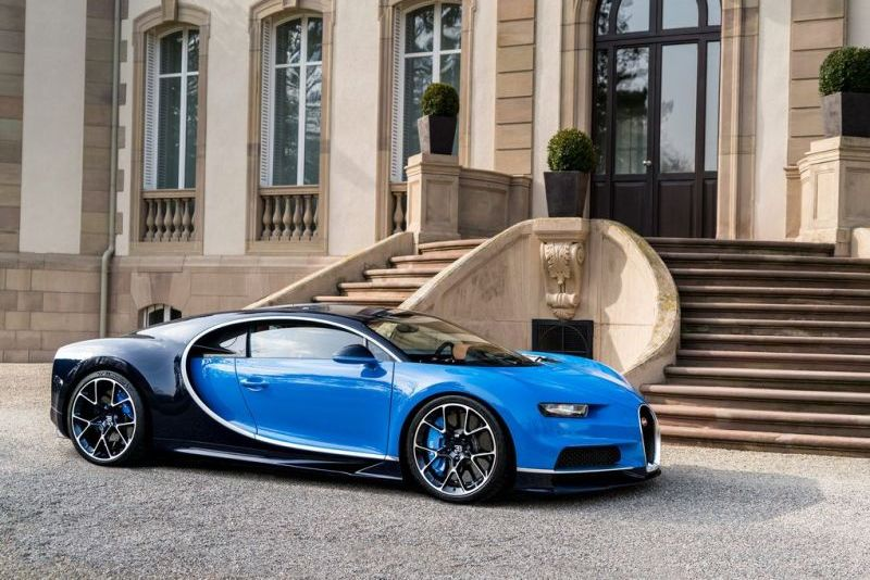 2016 Bugatti Chiron -1