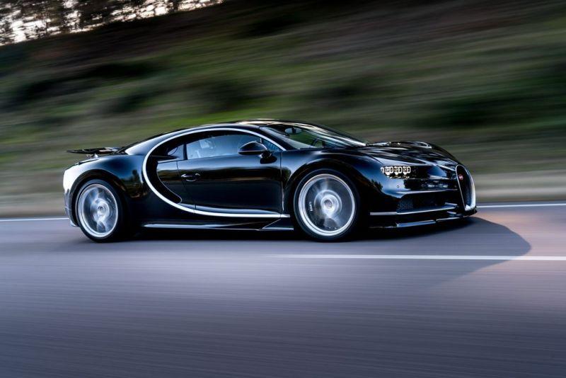 2016 Bugatti Chiron -11