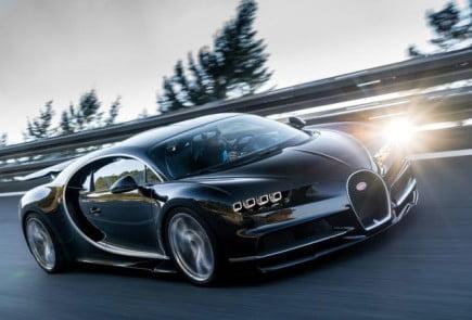 2016 Bugatti Chiron -12