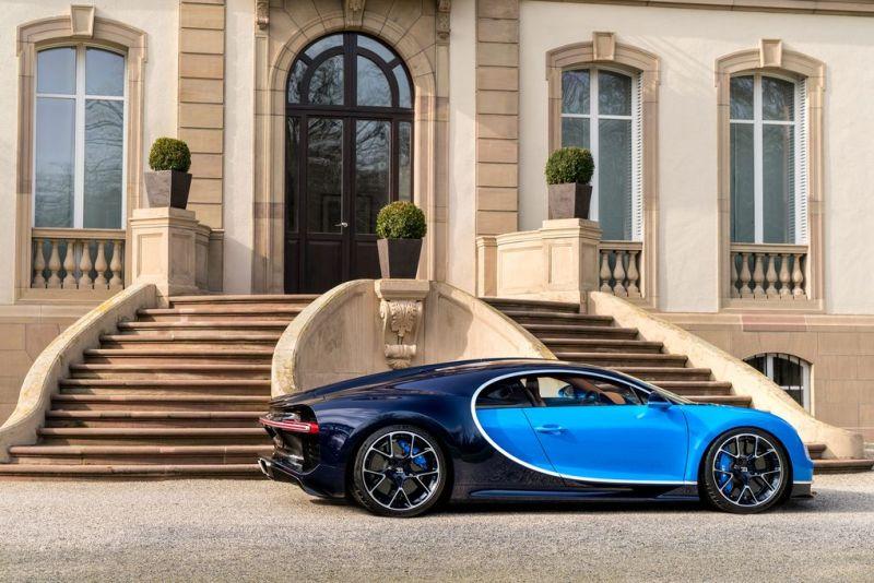 2016 Bugatti Chiron -14