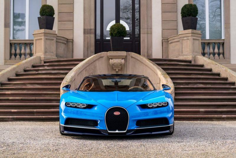 2016 Bugatti Chiron -15