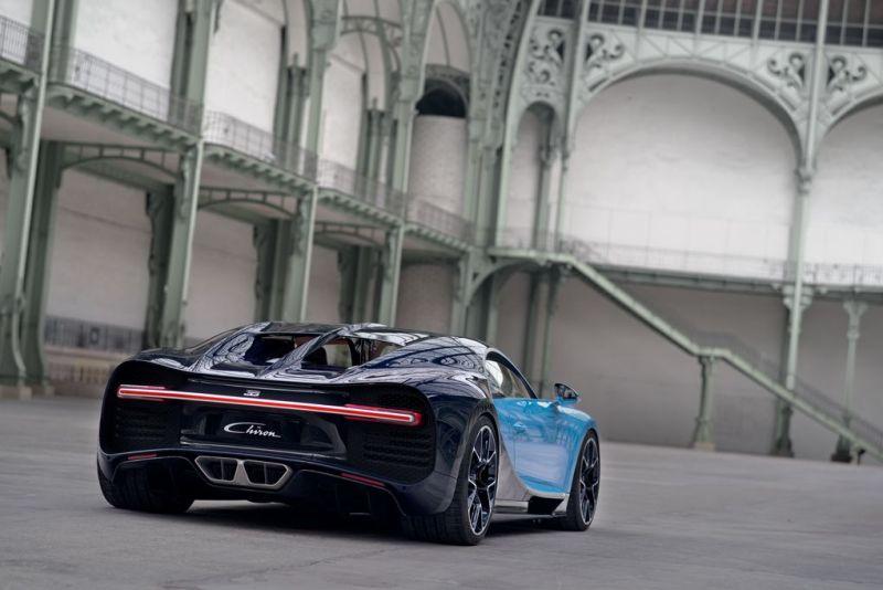 2016 Bugatti Chiron -16