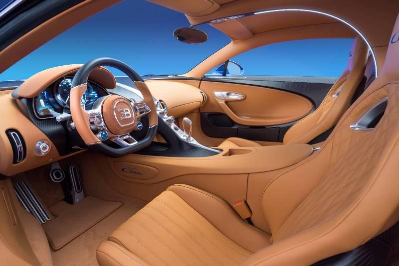 2016 Bugatti Chiron -18