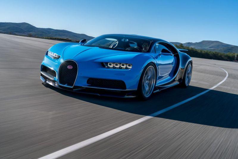 2016 Bugatti Chiron -7