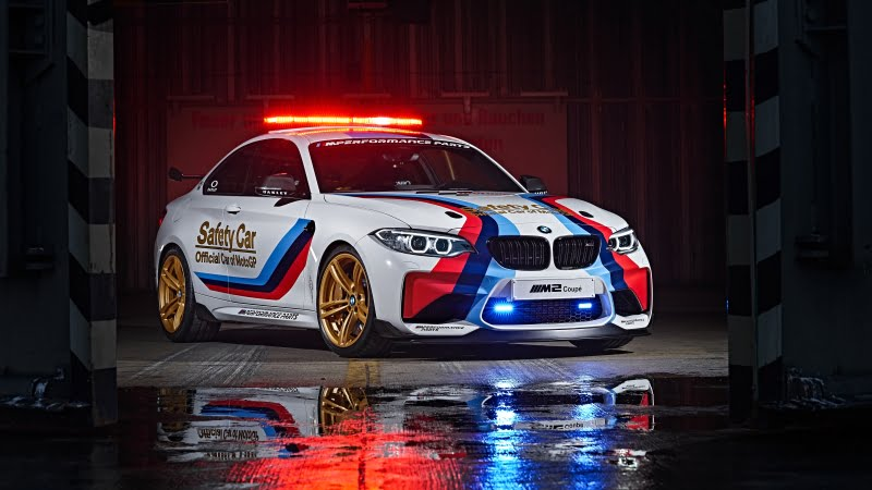 BMW M2 Coupe Moto GP Safety Car -1