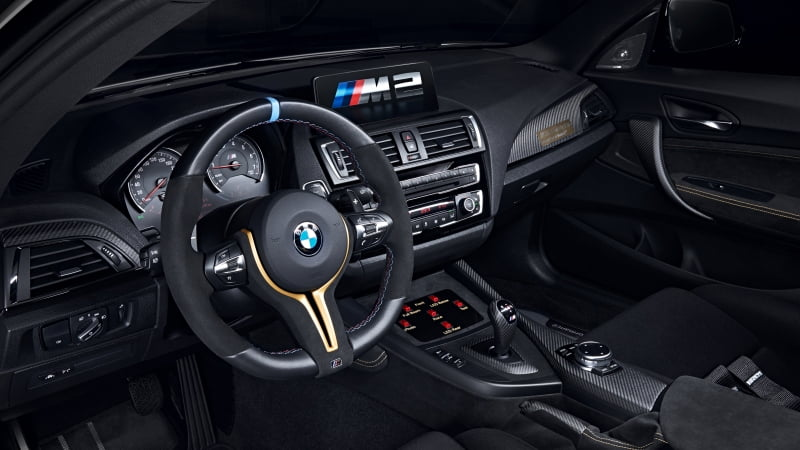BMW M2 Coupe Moto GP Safety Car -10