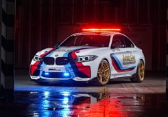 BMW M2 Coupe Moto GP Safety Car -2