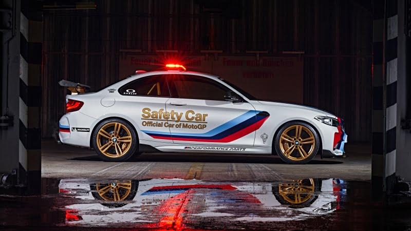 BMW M2 Coupe Moto GP Safety Car -7