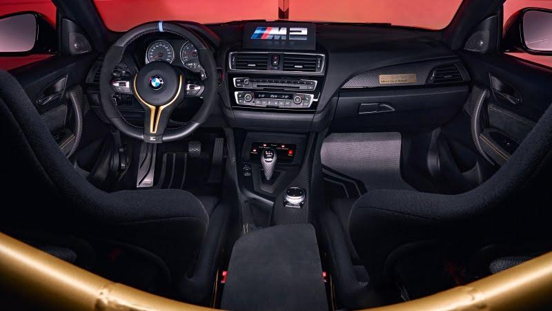 BMW M2 Coupe Moto GP Safety Car -8