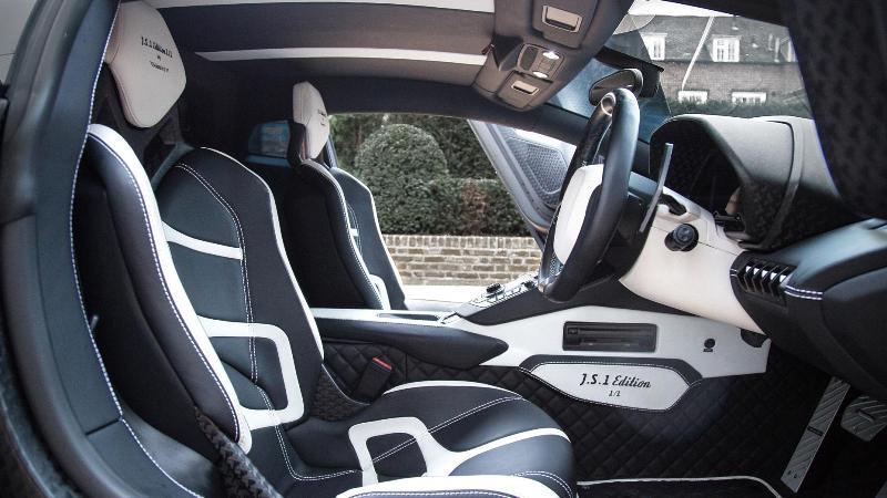 Lamborghini Aventador SV Mansory-2