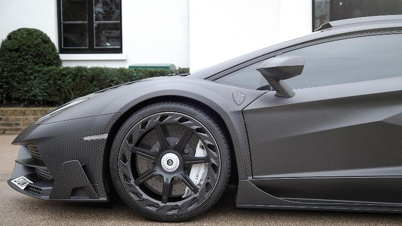 Lamborghini Aventador SV Mansory-8