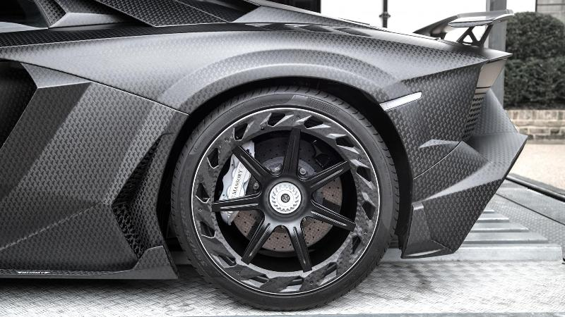 Lamborghini Aventador SV Mansory-9