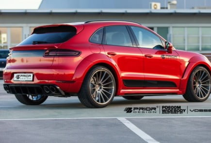 Priordesign Widebody Porsche Macan -16