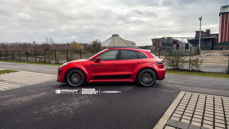 Priordesign Widebody Porsche Macan -5