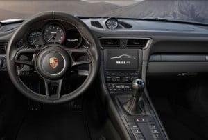 2017 Porsche 911R -8