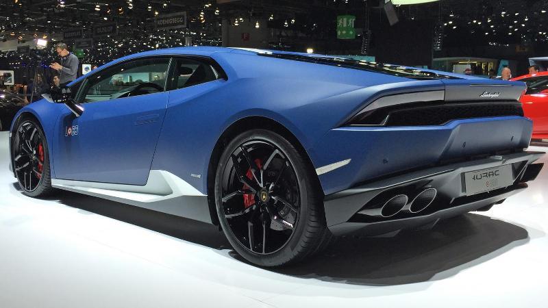Lamborghini Huracan Avio-2
