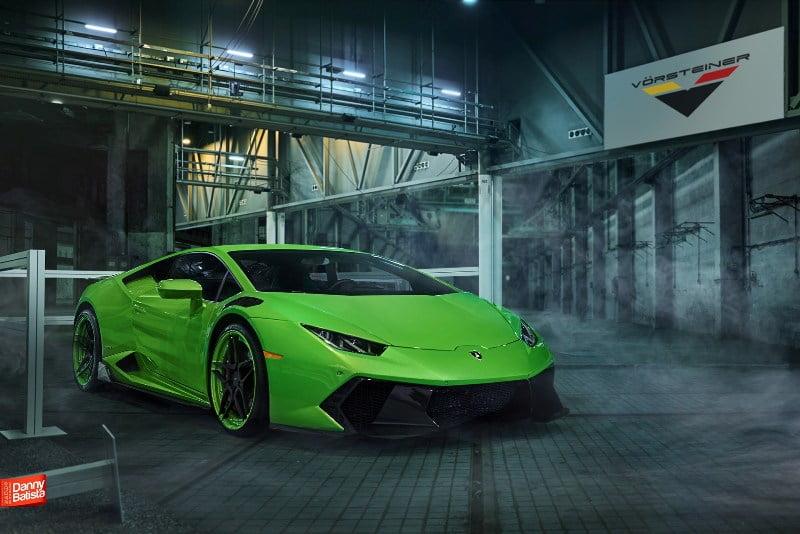 Vorsteiner Lamborghini Huracan-1