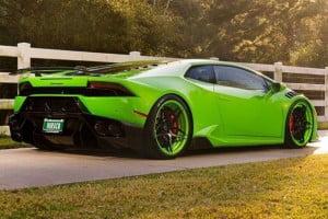 Vorsteiner Lamborghini Huracan-5