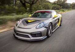 Vorsteiner Porsche Cayman GT4 -11