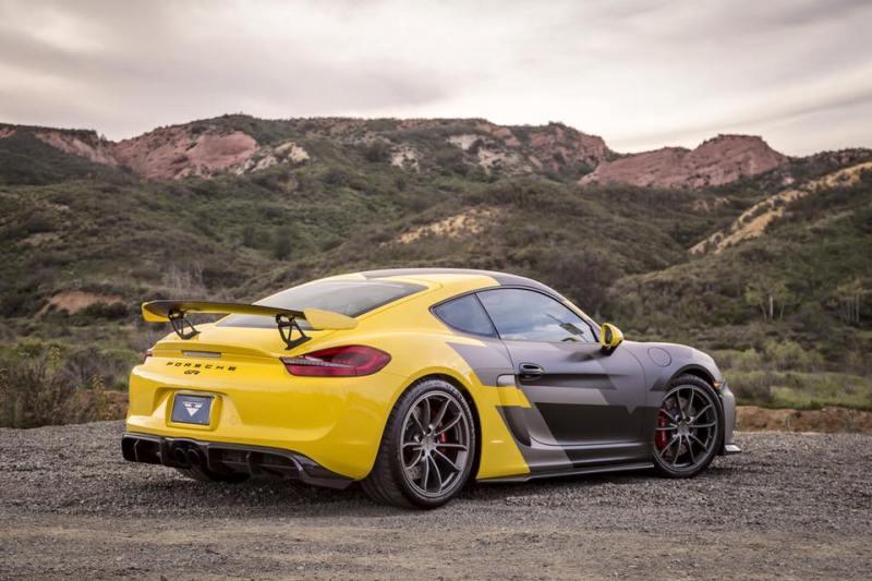 Vorsteiner Porsche Cayman GT4 -2