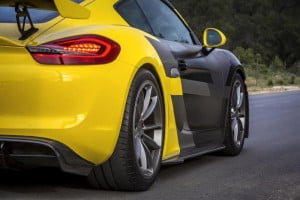 Vorsteiner Porsche Cayman GT4 -5