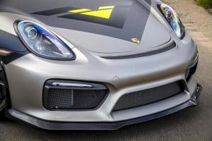 Vorsteiner Porsche Cayman GT4 -7