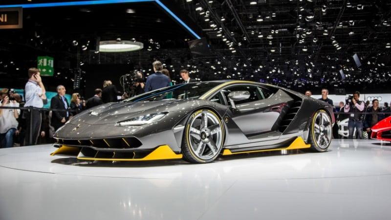 2017 Lamborghini Centenario LP770 -5