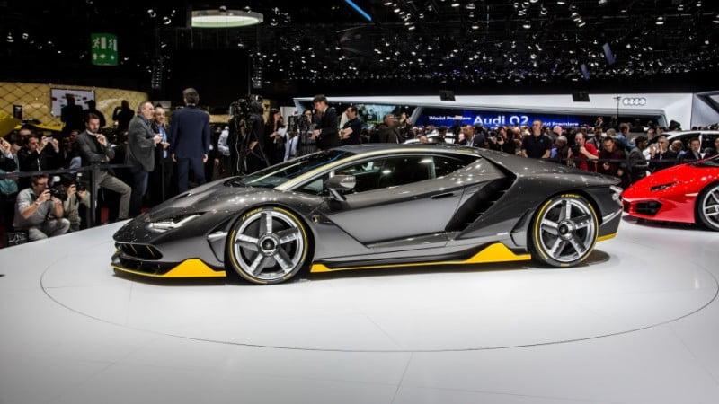2017 Lamborghini Centenario LP770 -6