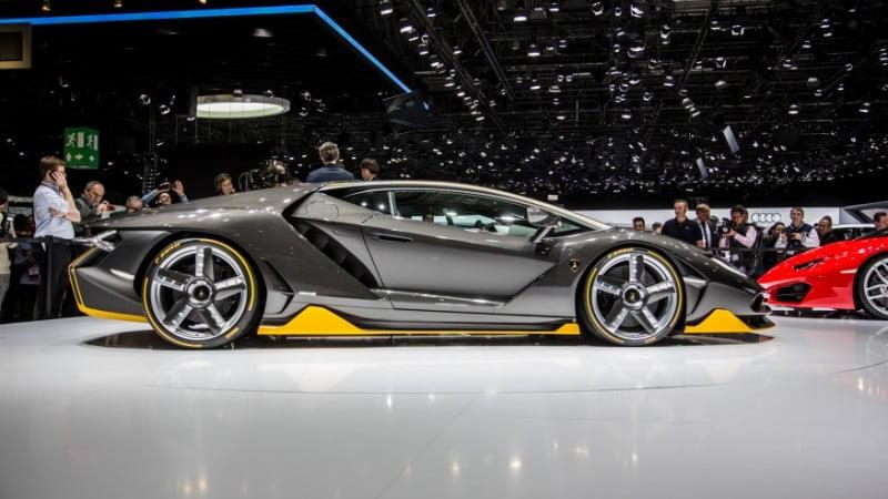 2017 Lamborghini Centenario LP770 -7
