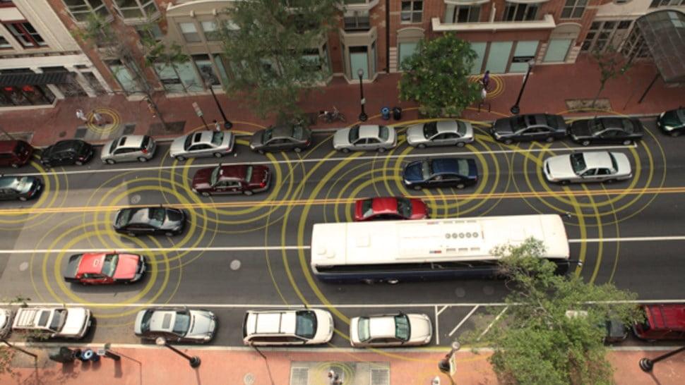 communicating vehicles