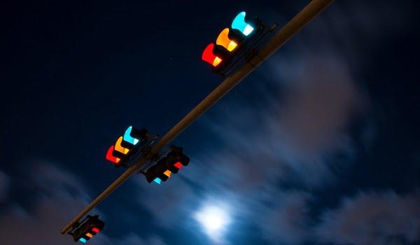 Faulty Traffic Lights