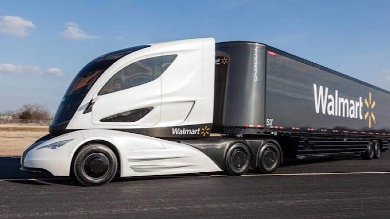 Tesla Semi Electric Trucks