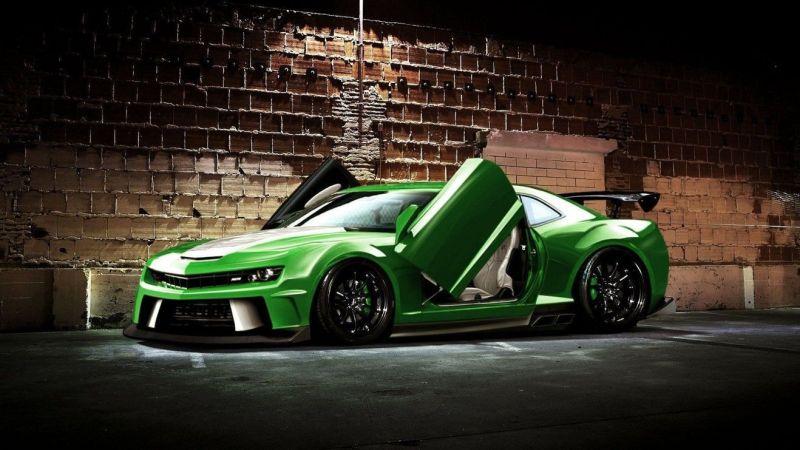 modified racing cars