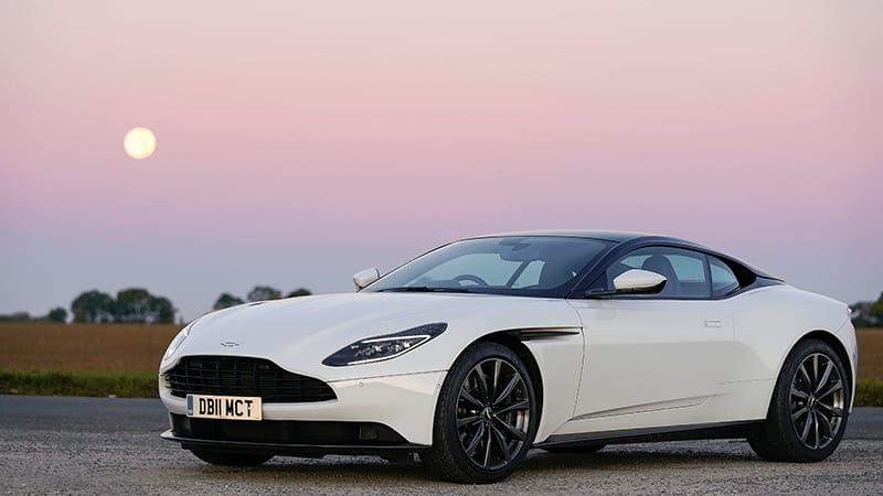 Aston Martin super cars
