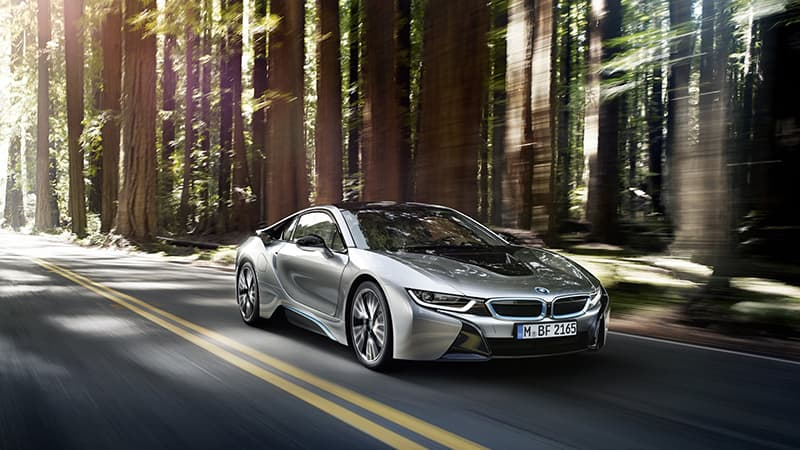BMW super cars